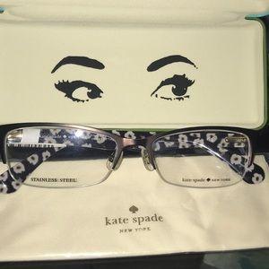 Kate Spade Alexander Eyeglasses new with case